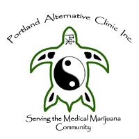 Medical Marijuana Patient Resources, Portland Alternative Clinic Inc. Logo Image - Bridge City Collective