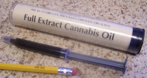 full extract cannabis oil
