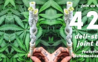 she smokes joints bar bridge city collective 42019