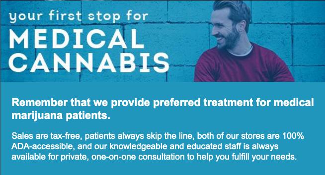 Bridge City Collective medical cannabis